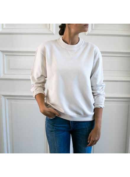 Anine Bing Vintage sweatshirt - Off White