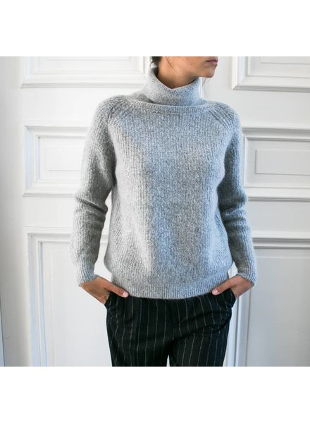 Liv The Label Chrissie L sweater - Grey