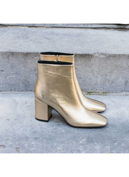 Anine Bing Jane Boots - Gold