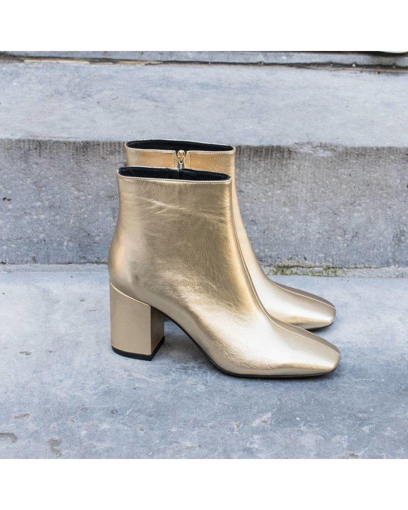 Anine Bing Jane Boots - Gold