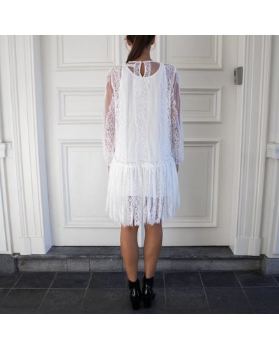 Magali Pascal Poesie dress - White