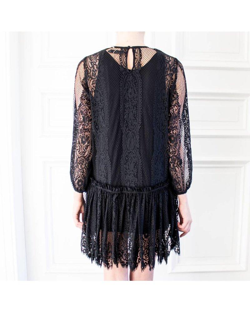 Magali Pascal Poesie dress - Black