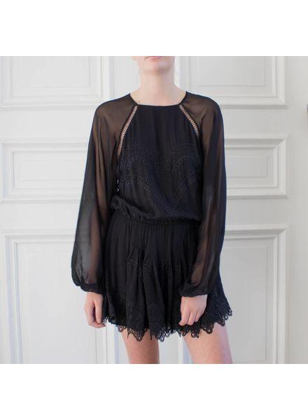 Magali Pascal Harmony dress - Black