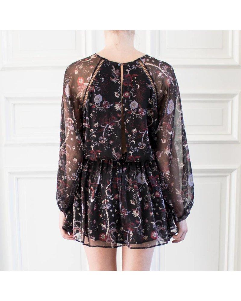 Magali Pascal Sophia dress - Black Phoenix