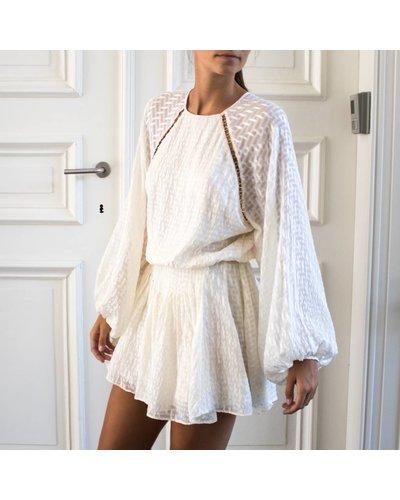 Magali Pascal Sophia dress - Cream