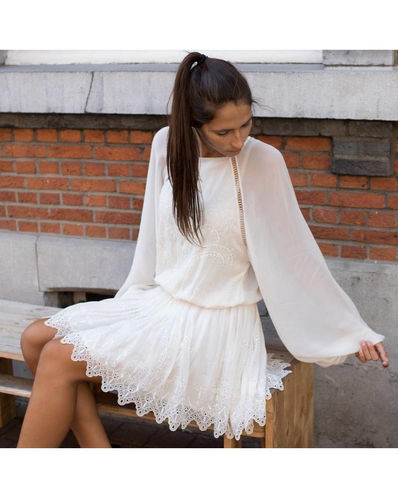Magali Pascal Harmony dress - White