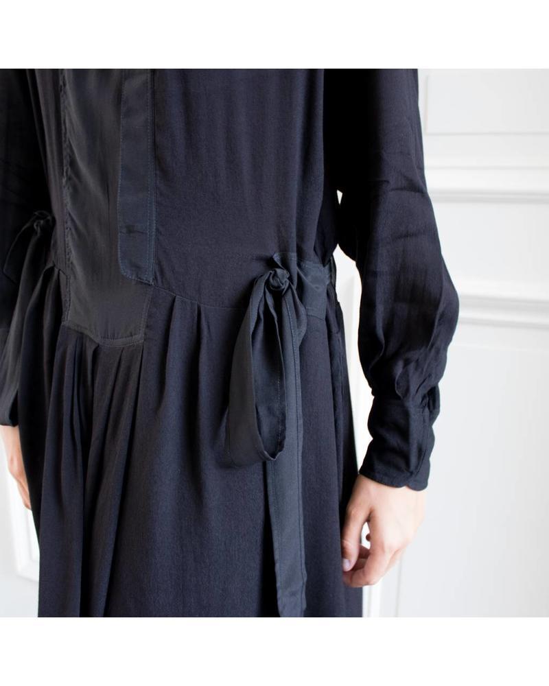 Magali Pascal Phoenix Shirt dress - Black