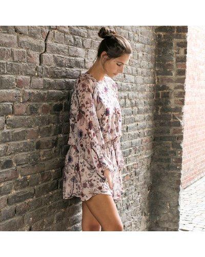 Magali Pascal Sophia dress - Nude Phoenix