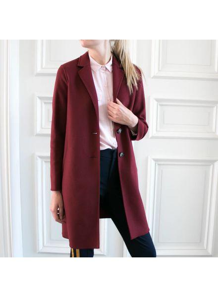 SET Bordeaux Coat