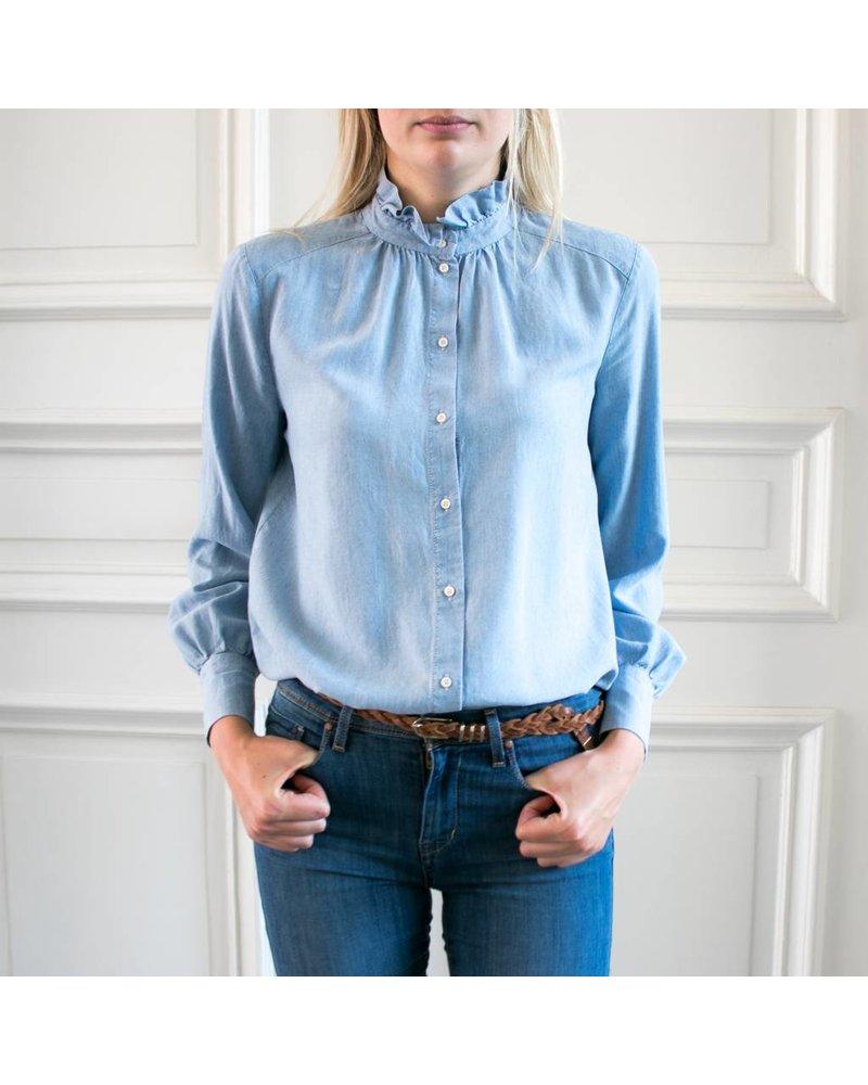 SET Denim shirt