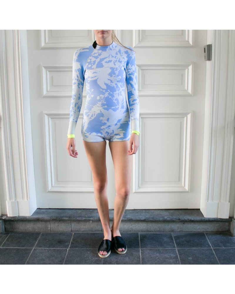 Cynthia Rowley CR CORE Printed Wetsuit