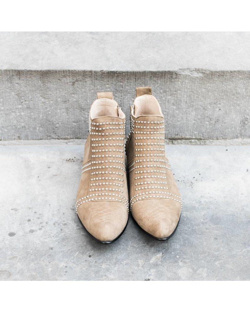 Anine Bing Charlie boots - Beige