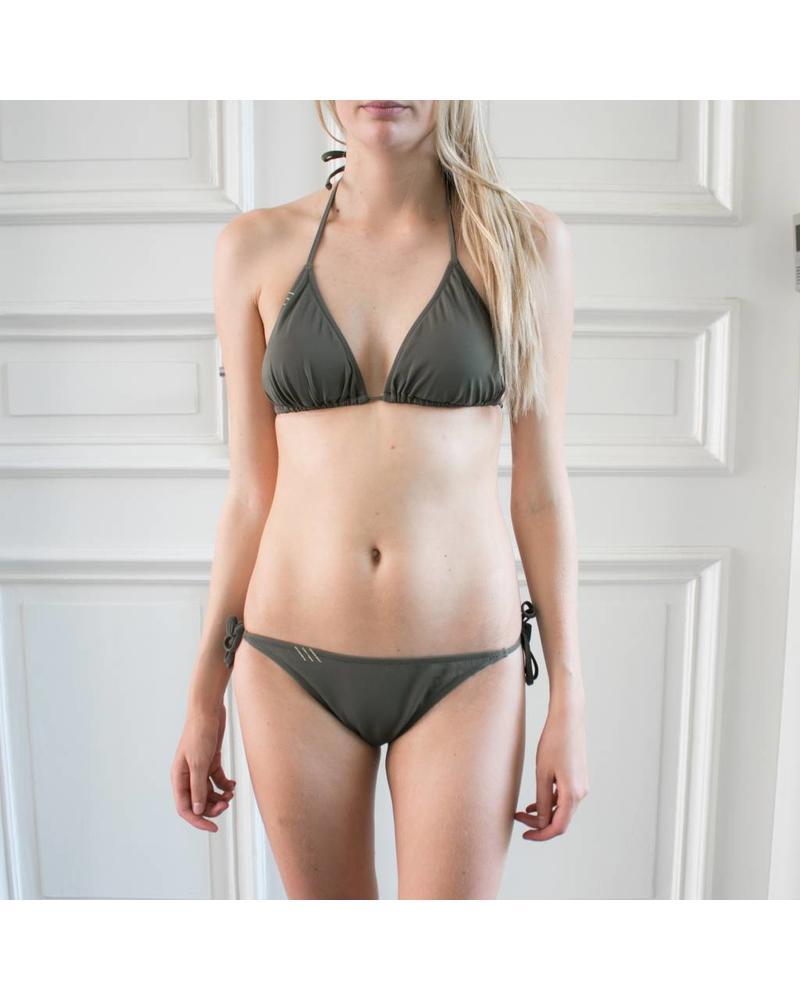 Anine Bing AB CORE Military Bikini