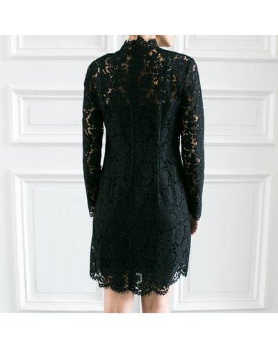 SET Lace dress - Black