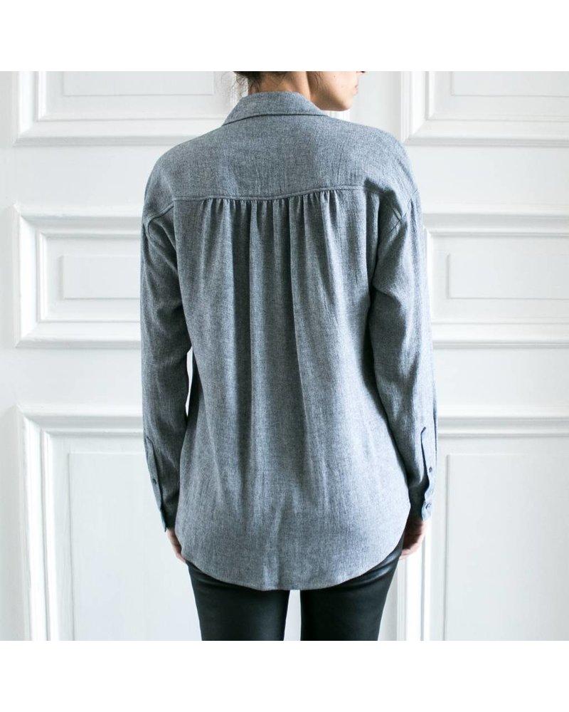 SET Grey Blouse