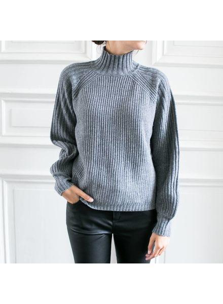 SET Grey Knit