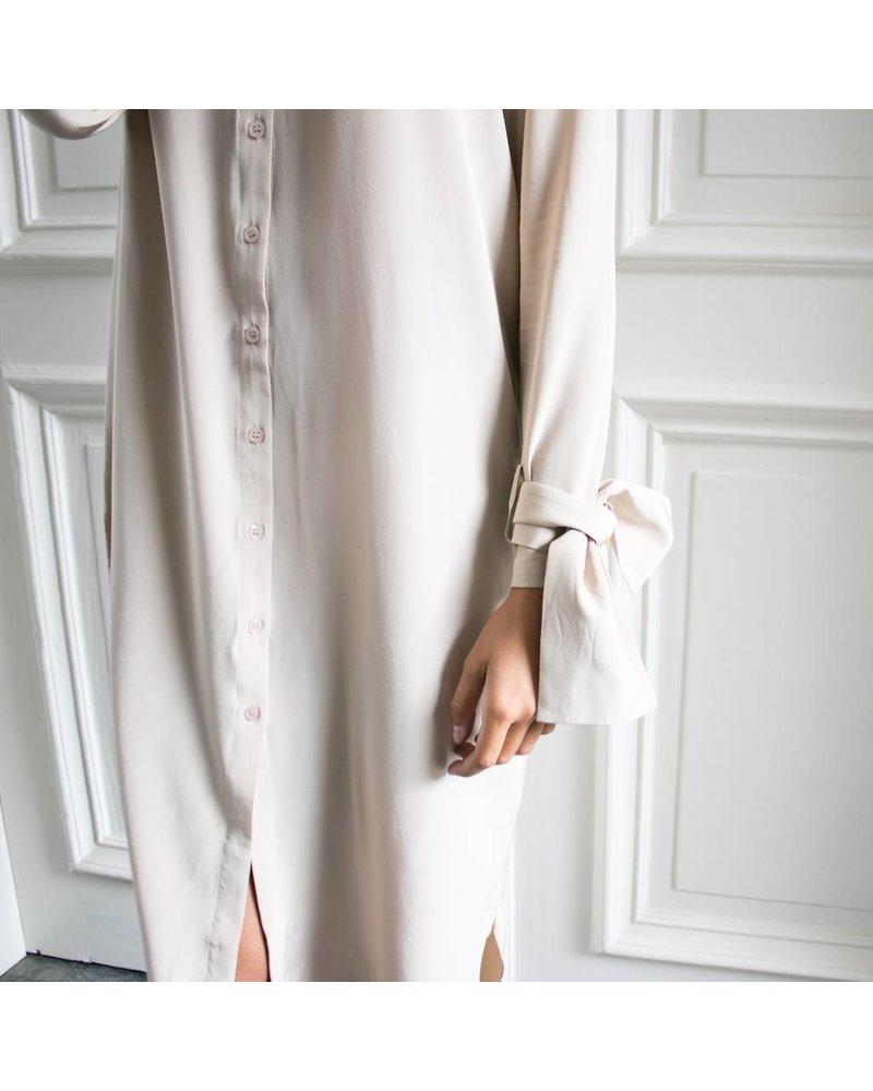 Kelly Love Gentle Soul dress - Nude Pink