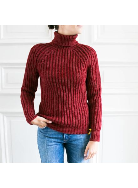 John Sterner Antidote Turtle Neck - Falu Red