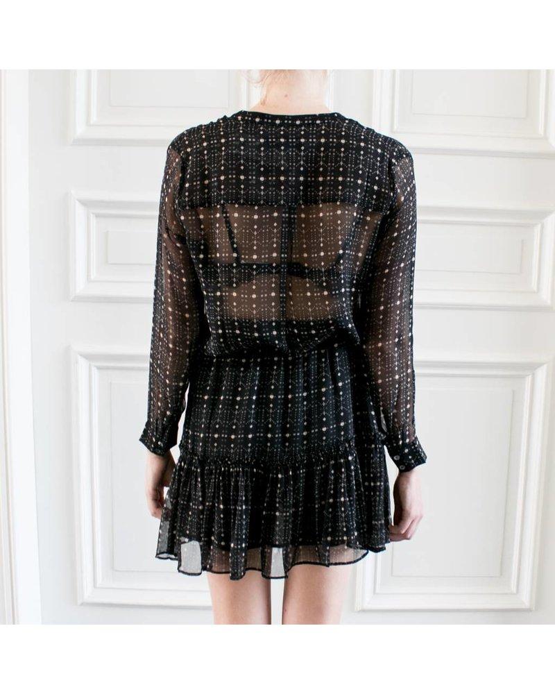 Magali Pascal Lover Shirt - Black Galaxy