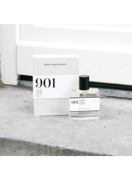 Bon Parfumeur 901 nutmeg, almond, patchouli