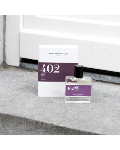 402 vanilla, toffee, sandalwood