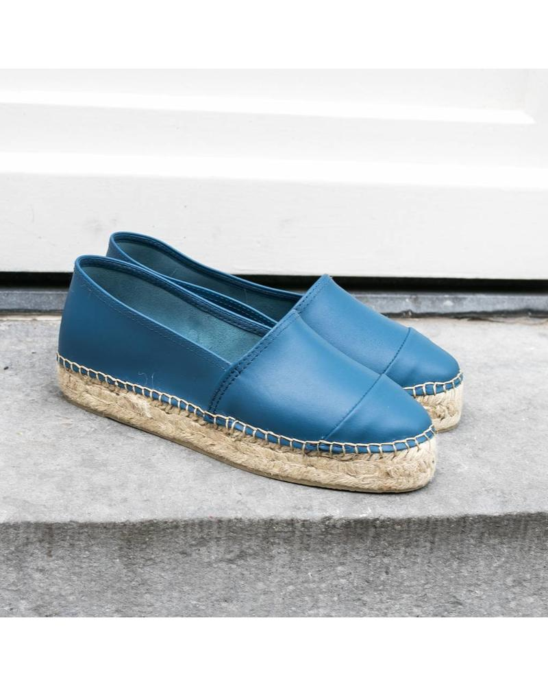 N°8 Antwerp Leather creeper - Azafata
