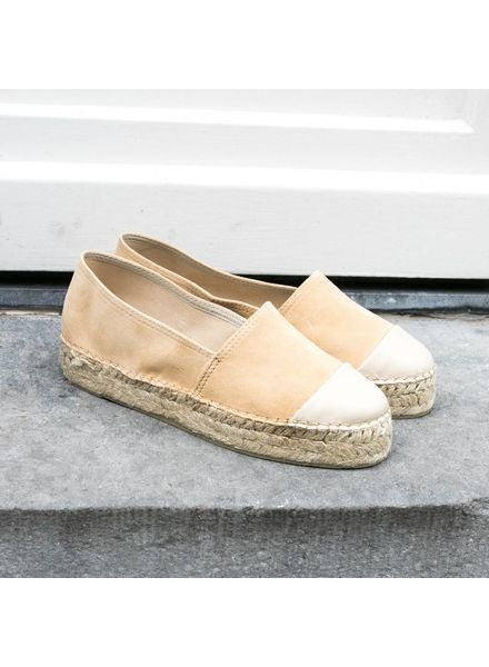 Suede creeper - Triana/True camel