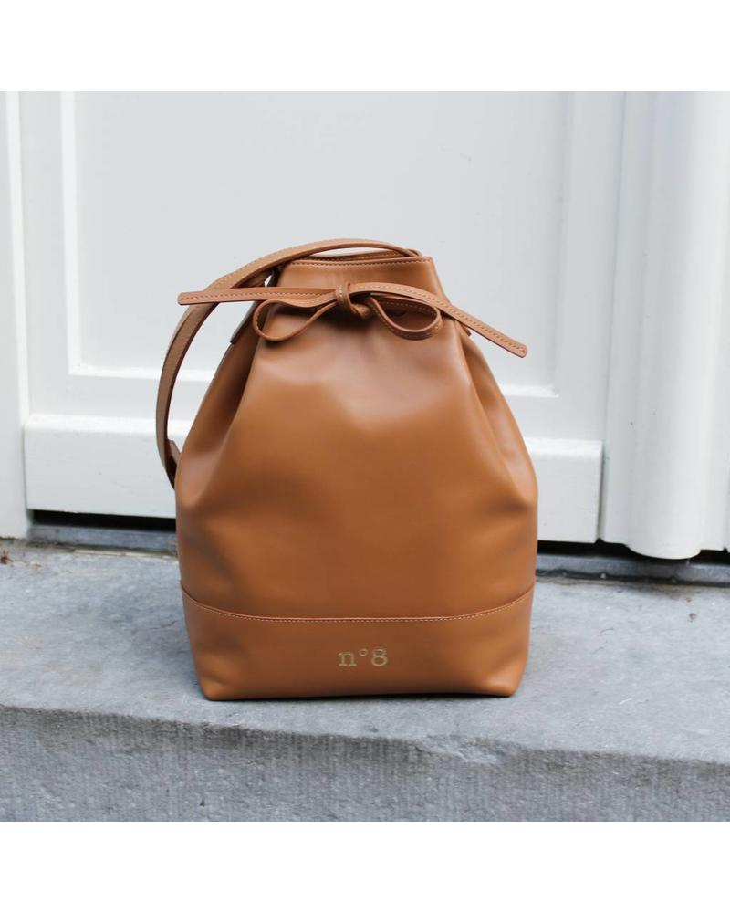 N°8 Antwerp Bucket bag - Cuero