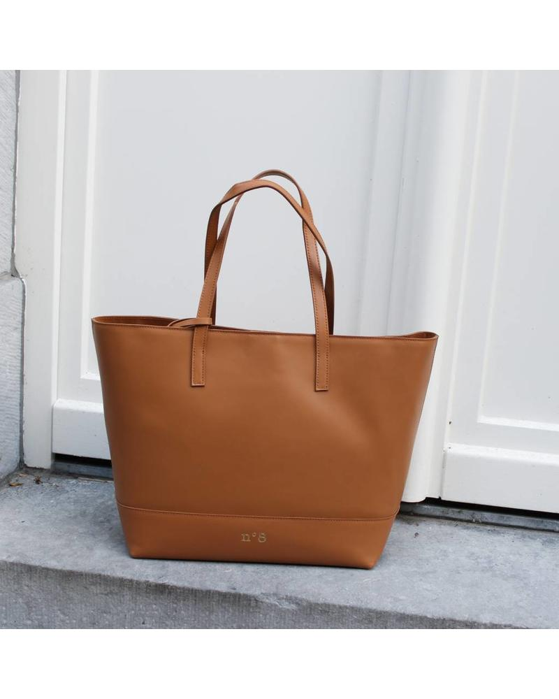 N°8 Antwerp Tote bag - Cuero