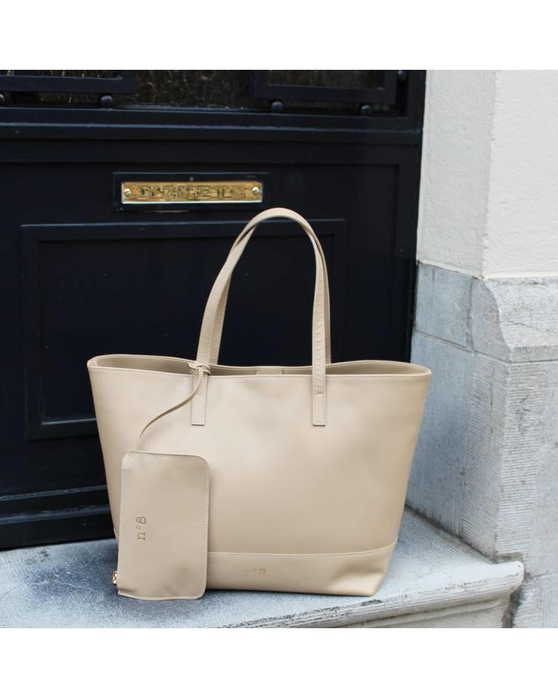 N°8 Antwerp Tote bag - Piedra