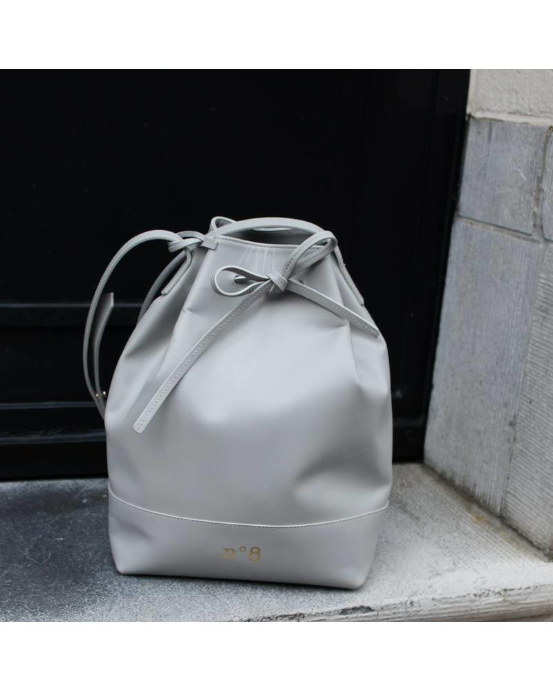 N°8 Antwerp Bucket bag - Perla