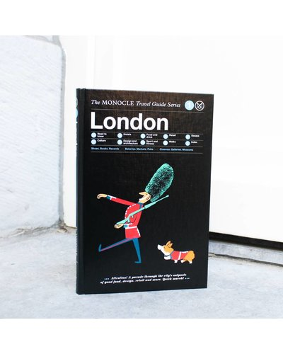 Exhibitions International The Monocle Travel Guide Series : London