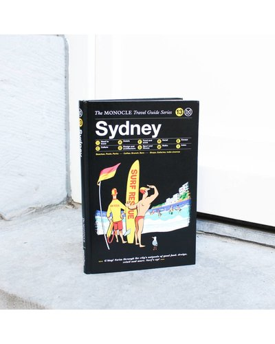 Exhibitions International The Monocle Travel Guide Series : Sydney