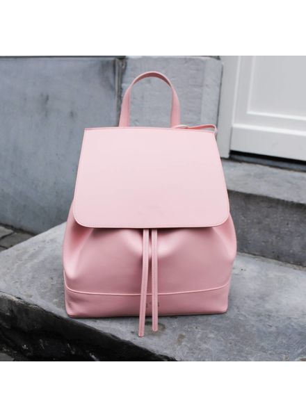 N°8 Antwerp Backpack - Rosado