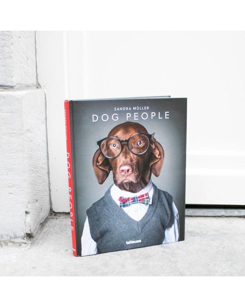 Exhibitions International EXH INTL CORE Dog People, Sandy Muller