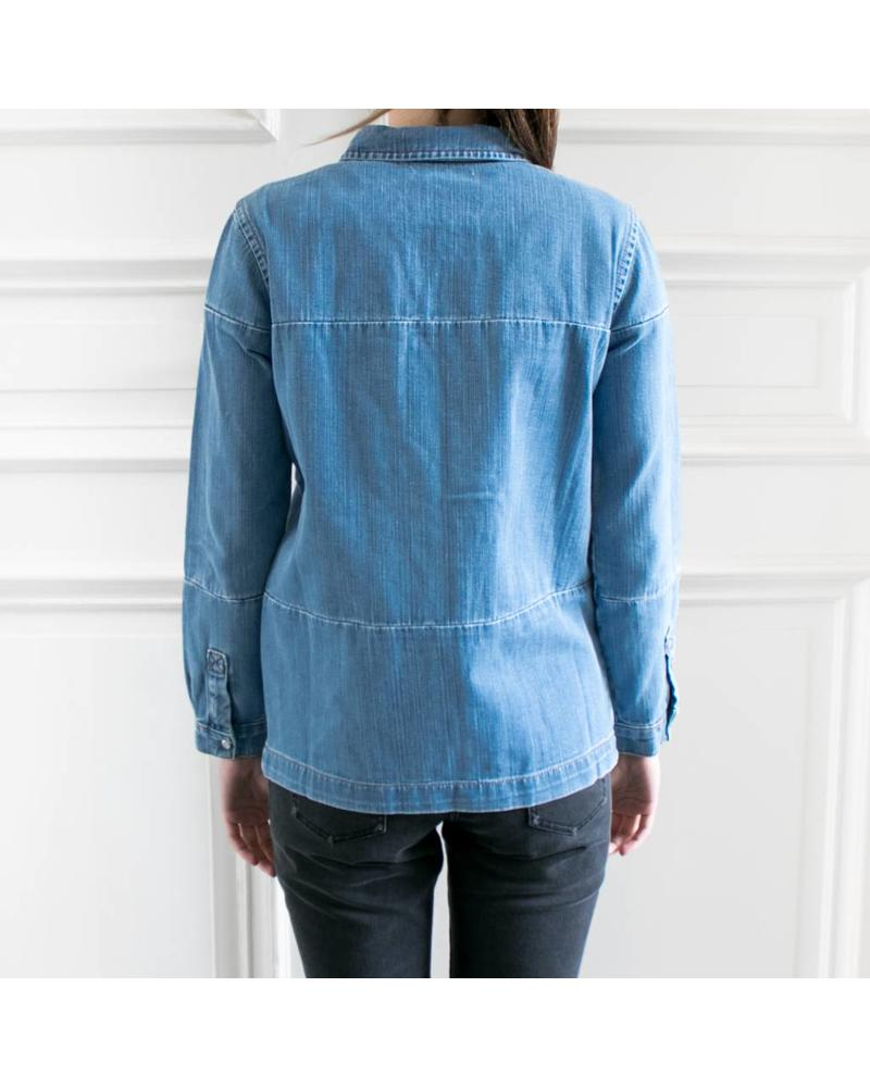 Anine Bing Denim shirt