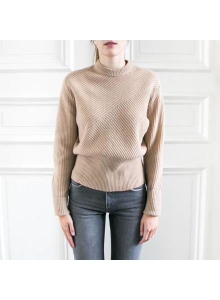 Hope Lynx Sweater - Beige