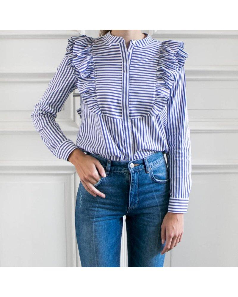 Anine Bing Eliza blouse