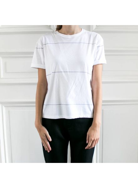 Anine Bing Striped T-shirt