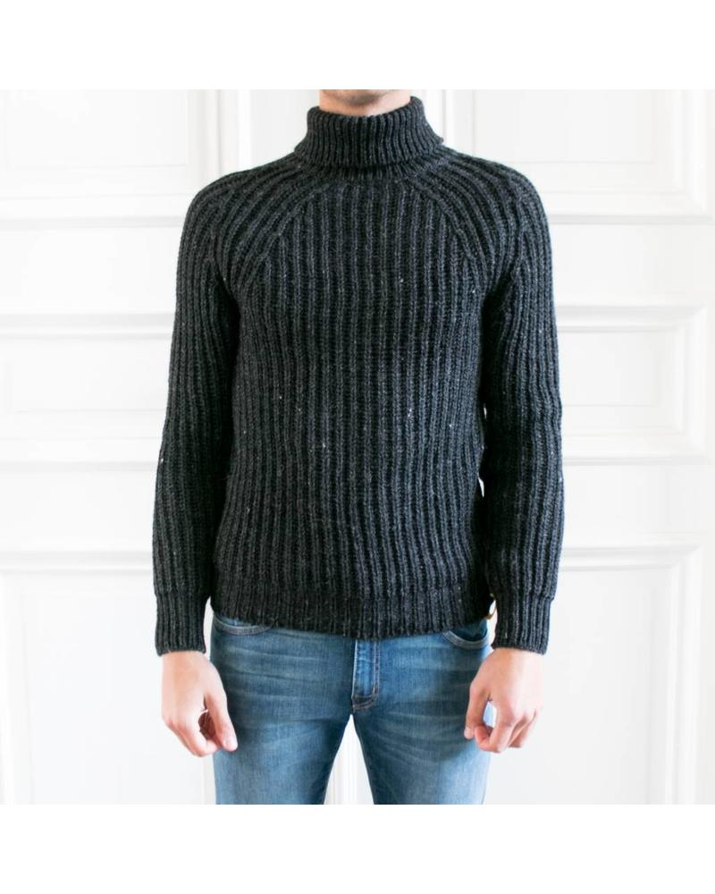 John Sterner Antidote Turtle Neck - Antracit