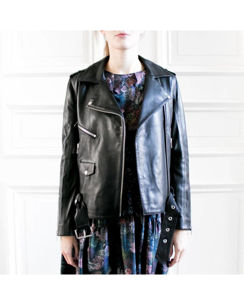 Anine Bing AB Soft leather jacket