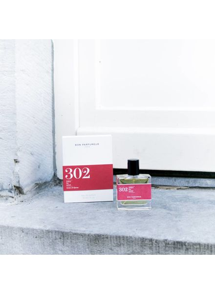 Bon Parfumeur 302 Amber, Iris, Sandalwood