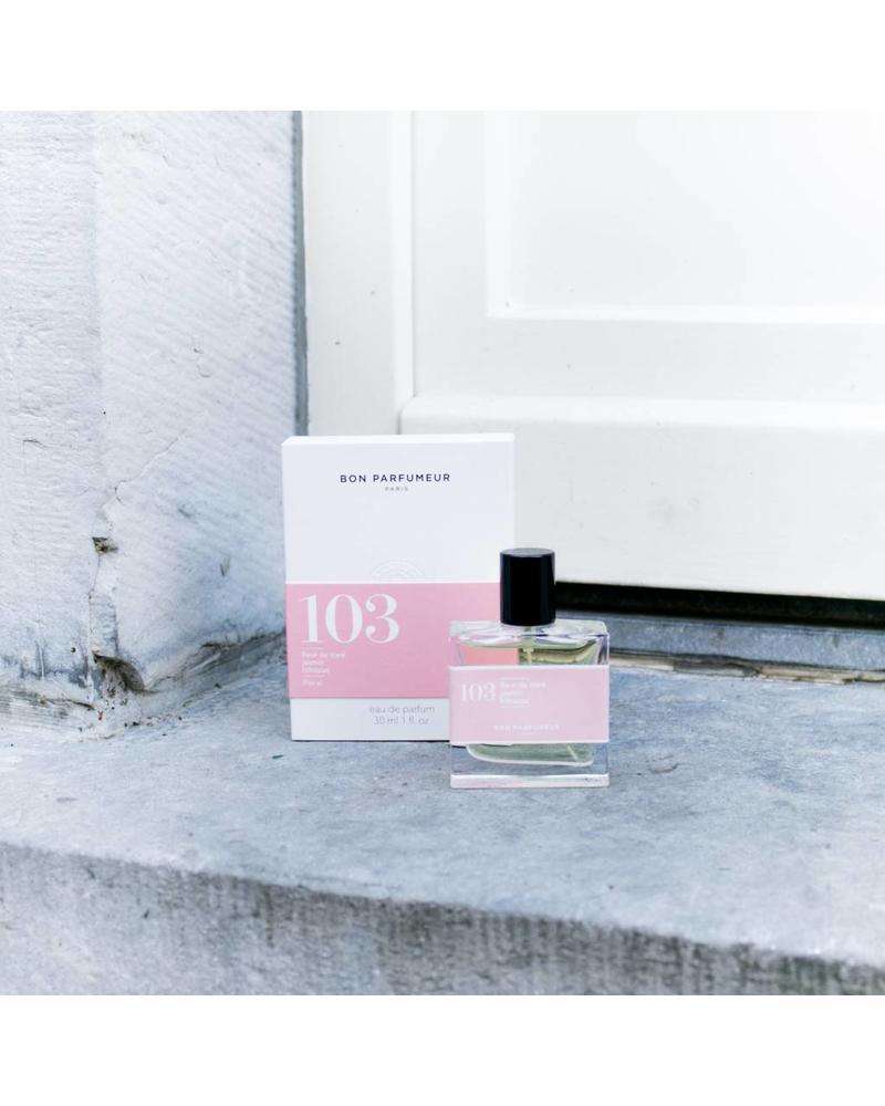 Bon Parfumeur 103 Fleur de Tiaré, jasmin, hibiscus