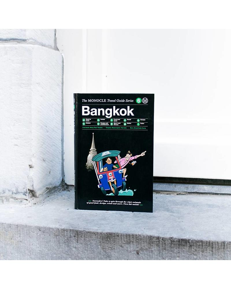 Exhibitions International The Monocle Travel Guide Series : Bangkok