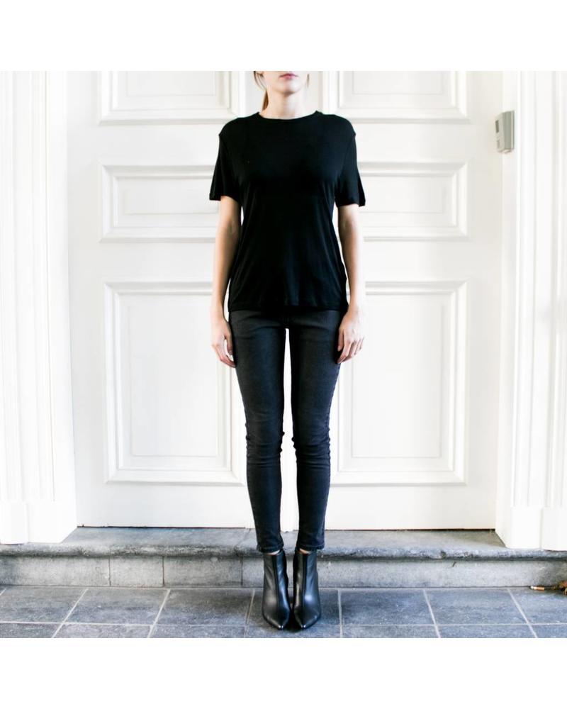 Anine Bing AB CORE Crew Neck T-Shirt