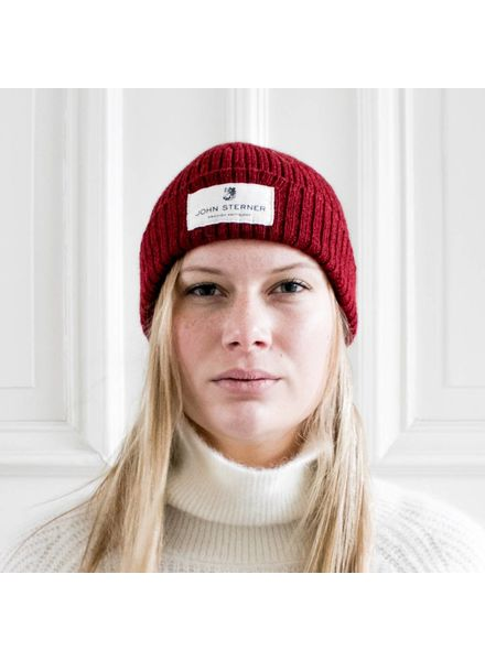 John Sterner Antidote Knit Hat - Falu Red