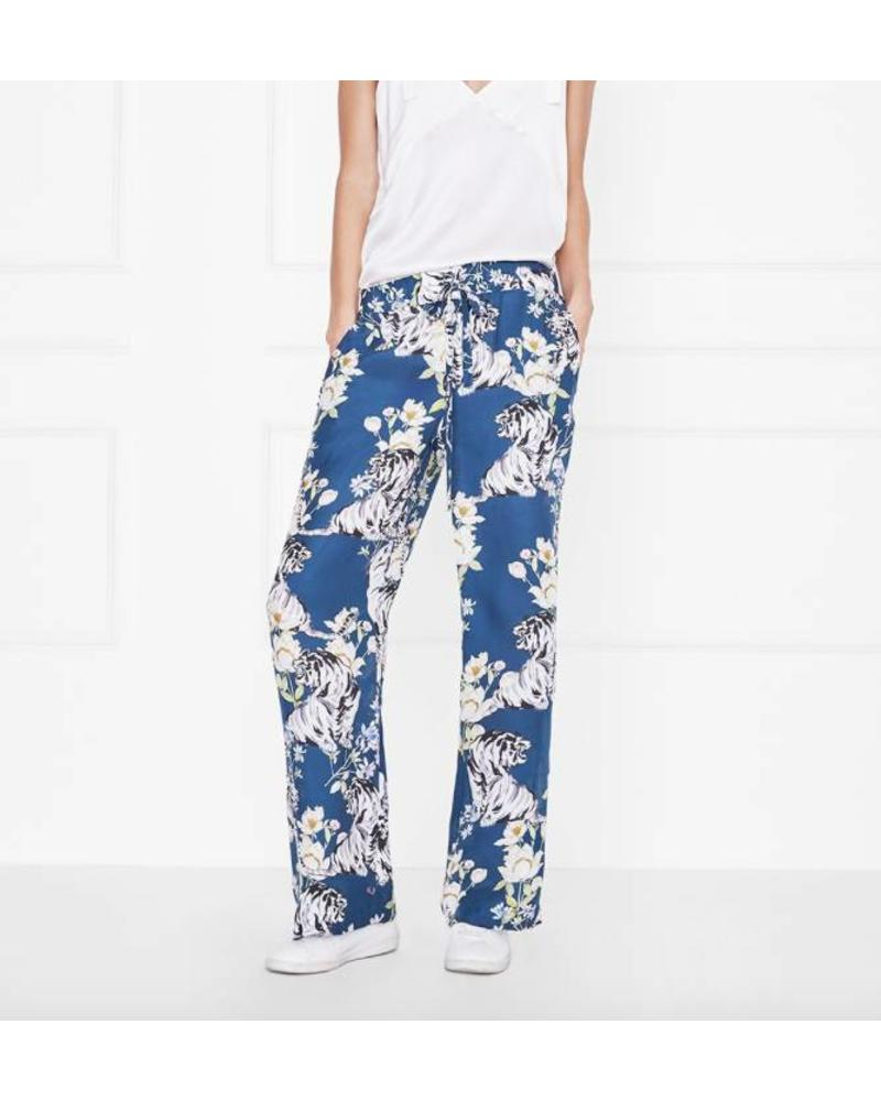 Anine Bing Piper silk pants