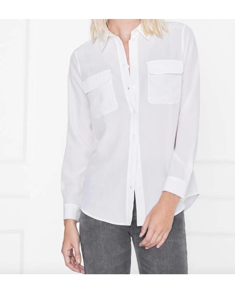Anine Bing Ellery Shirt - White
