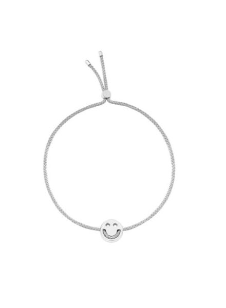 Ruifier Happy bracelet Sterling silver - Light Grey