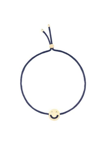 Ruifier Dreamy Bracelet 18K Yellow Gold - Navy